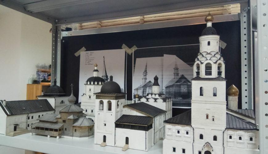 3D-принтеры в архитектурной мастерской в Казани