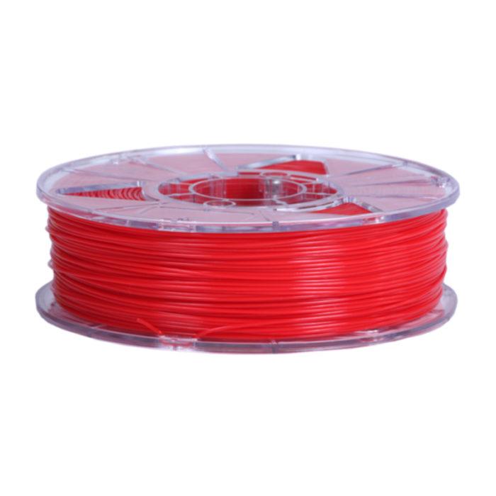 Пластик PLA ZENIT 1,75 мм 0,75 кг Красный