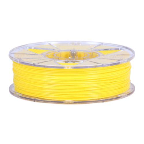 Пластик PLA ZENIT 1,75 мм 0,75 кг Лимонно-Желтый