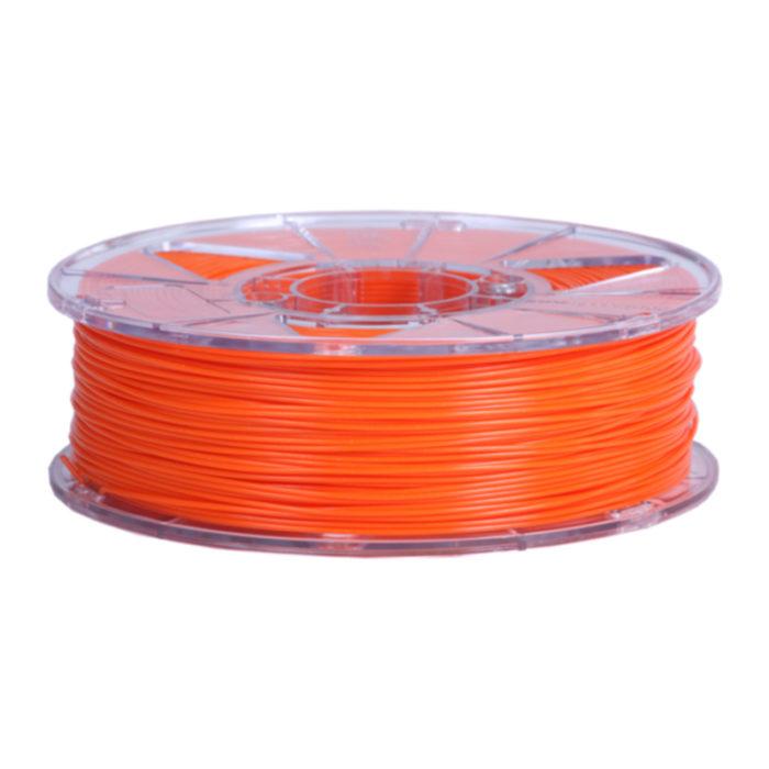 Пластик PLA ZENIT 1,75 мм 0,75 кг Оранжевый