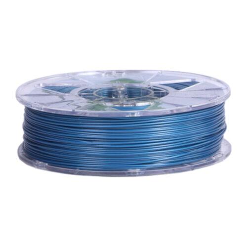 Пластик PLA ZENIT 1,75 мм 0,75 кг Синий металлик