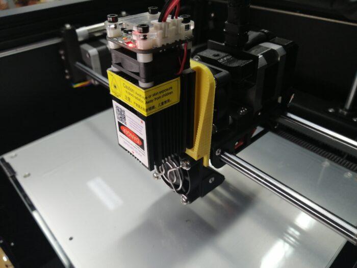 Приставка-лазерный гравер к 3D-принтерам ZENIT
