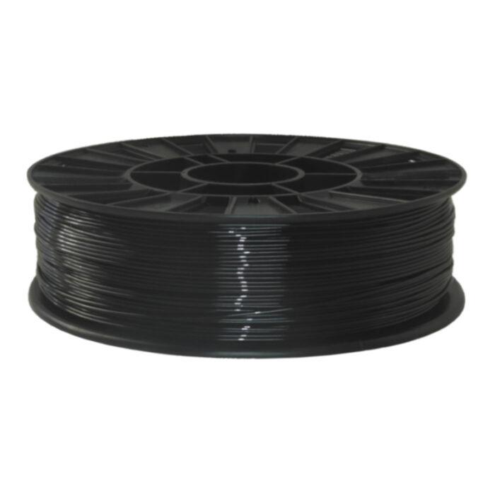 Пластик PETG ZENIT 1,75 мм 0,75 кг Черный